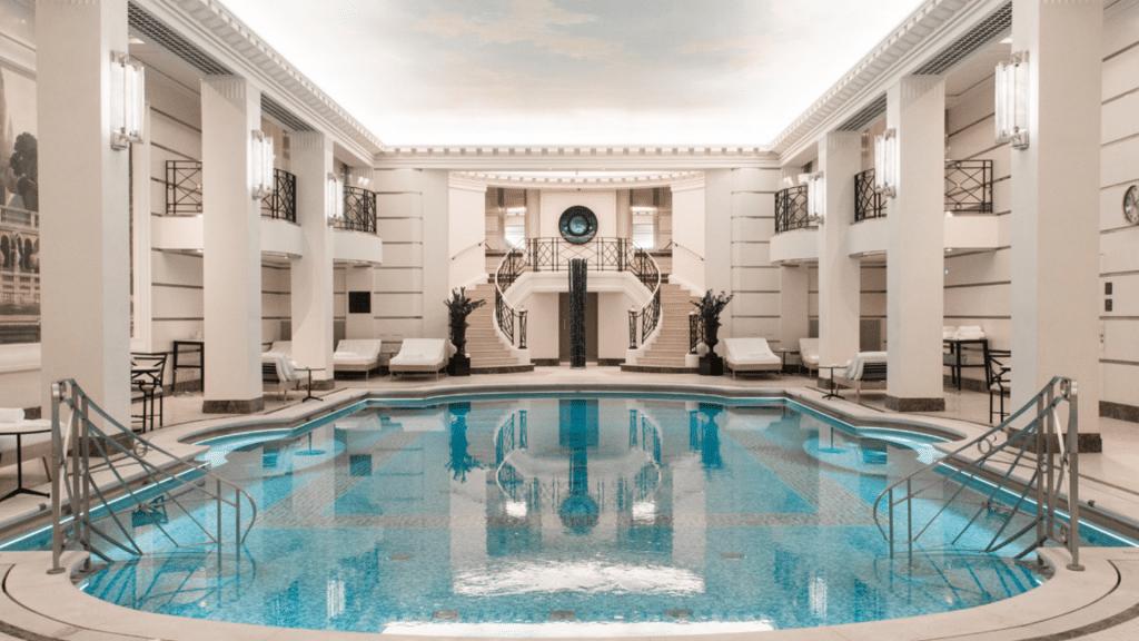 Piscine Ritz Paris