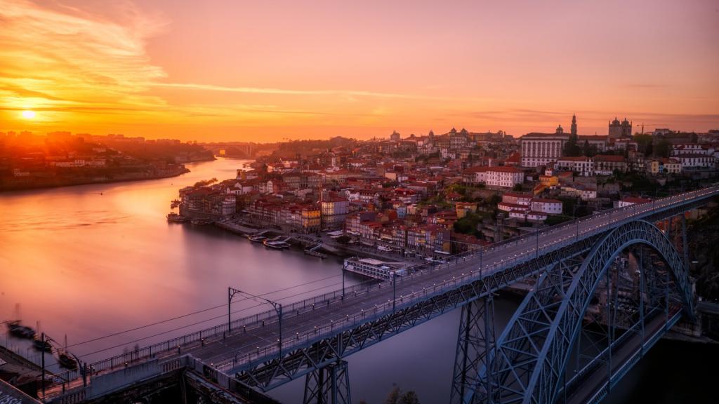 Hôtels 5 étoiles à Porto au Portugal