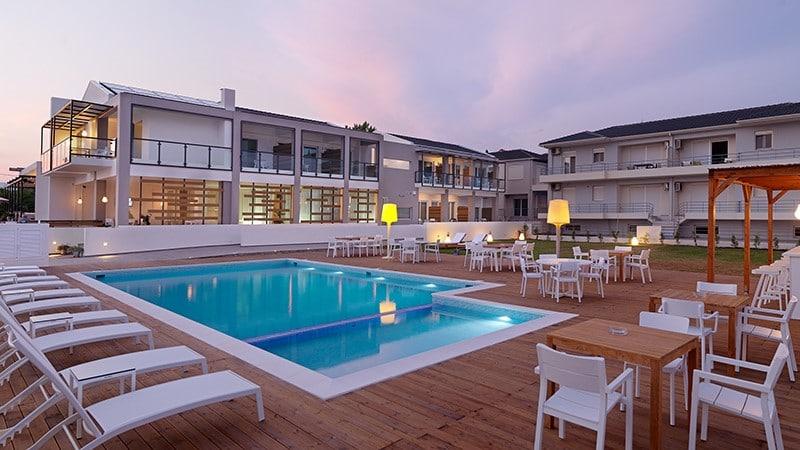 Sesa Hotel - Hôtel de luxe en Grèce