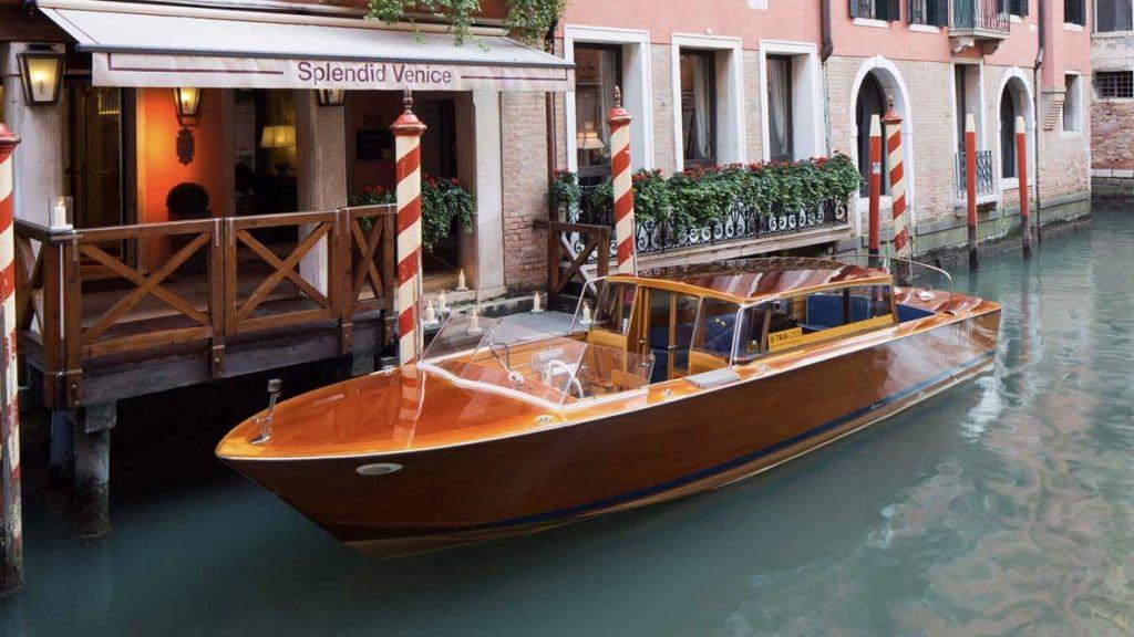 Splendid Venice – Starhotels Collezione