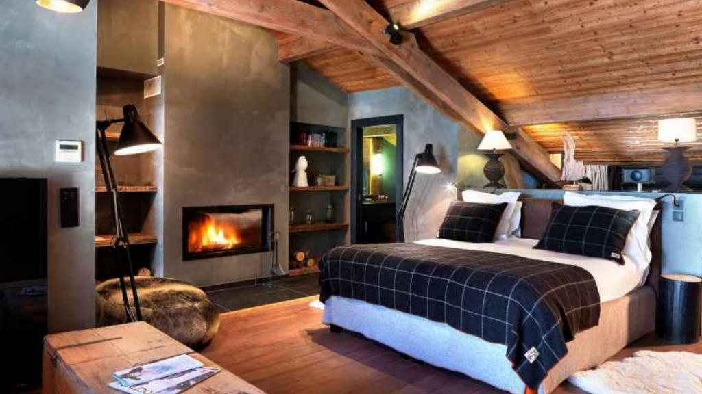 Suite Royale - Hotel M de Megève