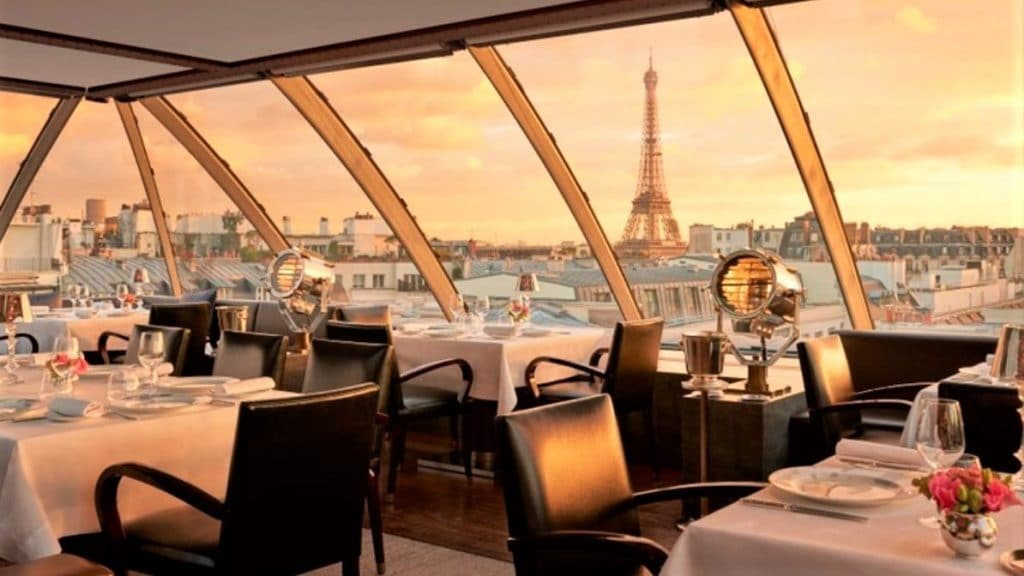 The Peninsula Paris Restaurant