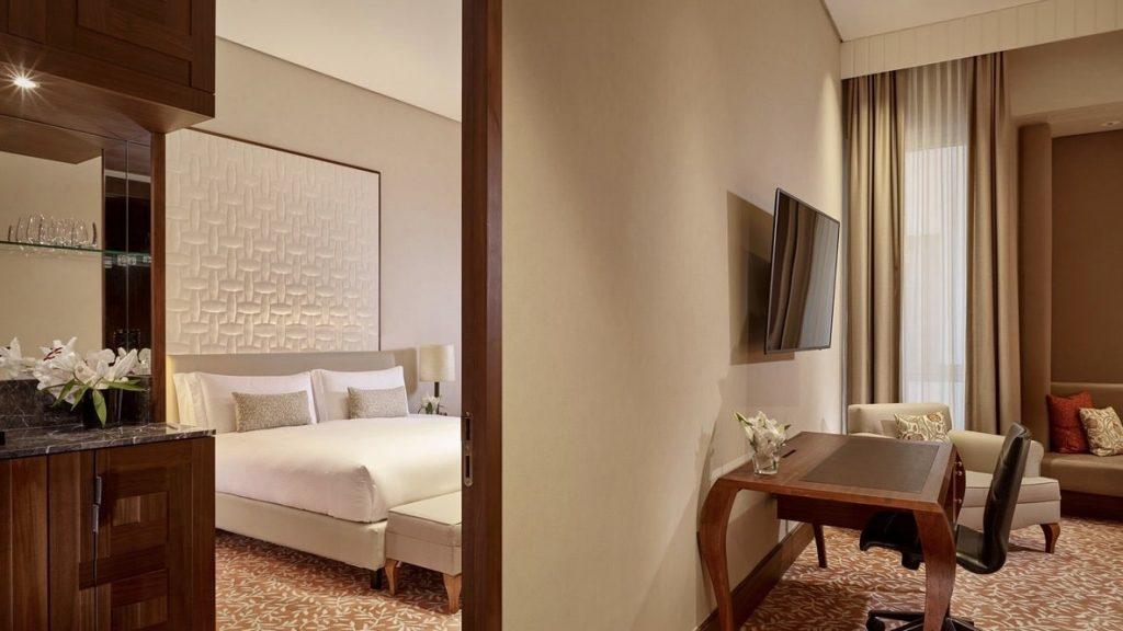 The Ritz-Carlton, Vienna - chambres et suites