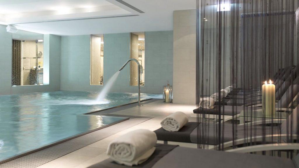 The Ritz-Carlton, Vienna - piscine