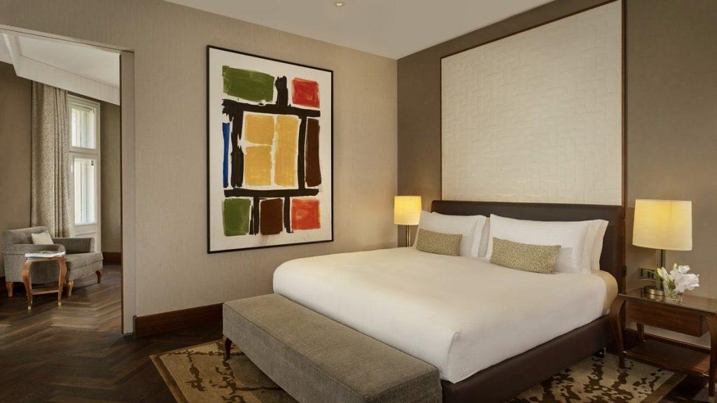 The Ritz-Carlton, Vienna - suite