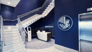 Salon d'aéroport d'Air France à Montréal-Trudeau