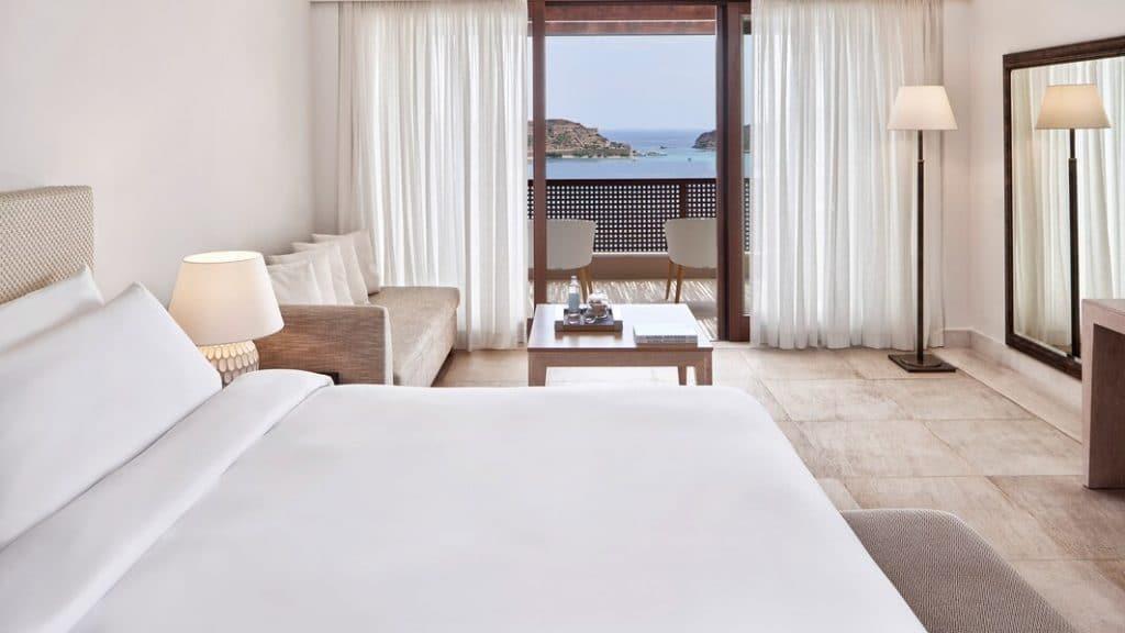 Blue Palace Crete, Grèce - chambre vue mer