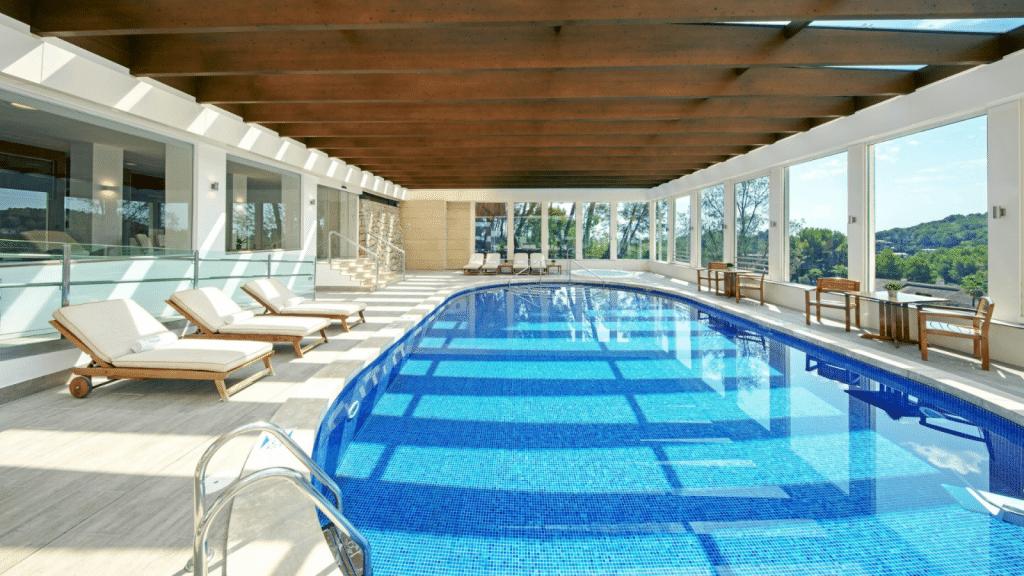 Castillo Hotel Son Vida à Majorque - piscine