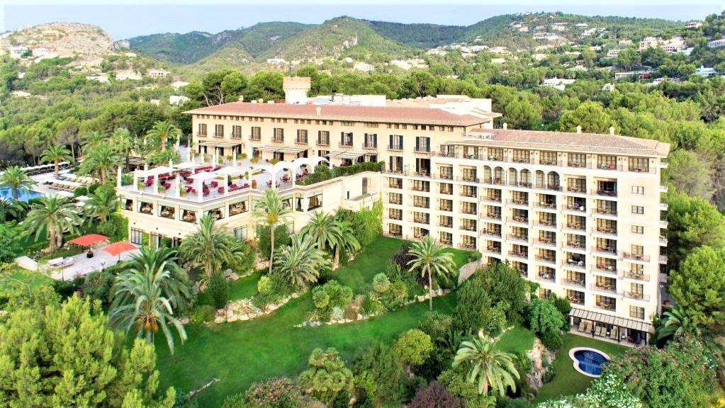 Castillo Hotel Son Vida à Majorque