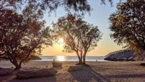 Crête, en Grèce