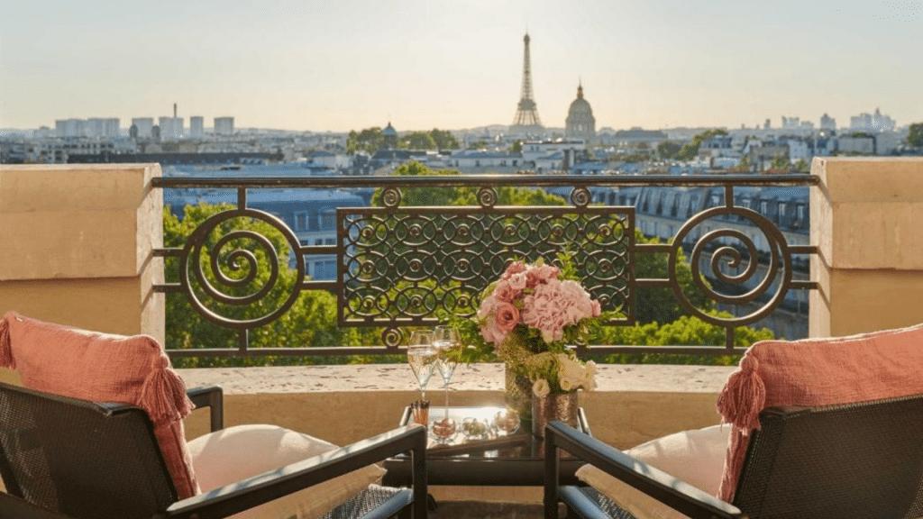 Hôtel Lutetia, l'un des plus beaux palaces parisiens