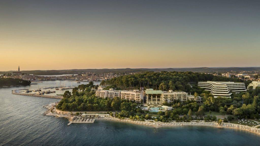 Hotel Monte Mulini, Croatie - bord de mer
