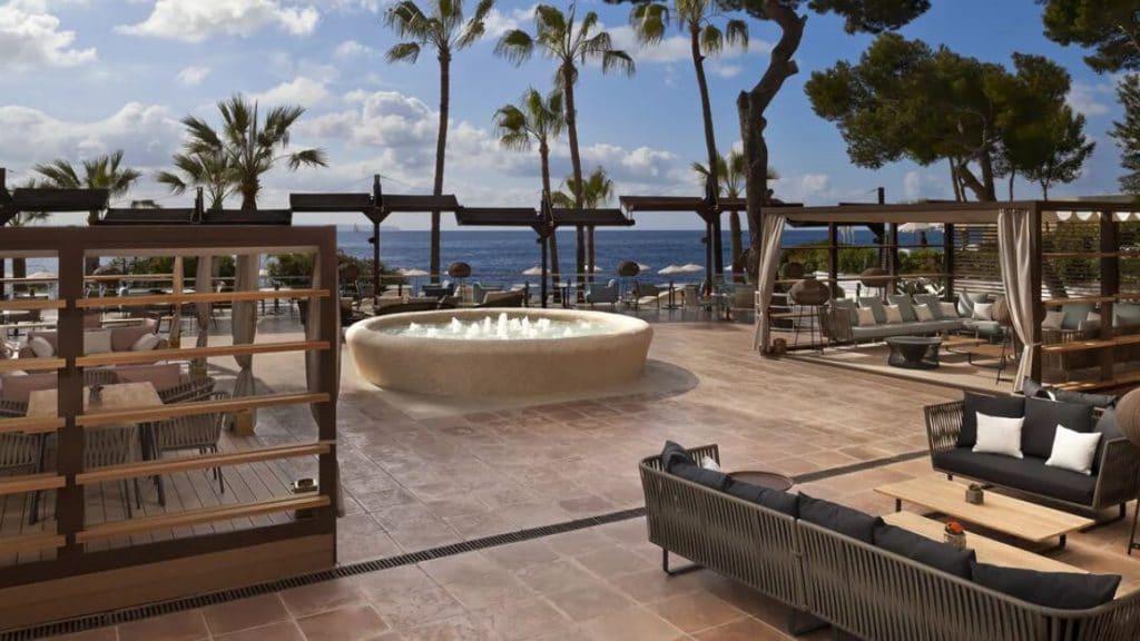Hotel de Mar Gran Meliá, Espagne bord de mer