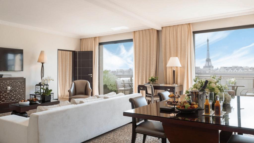 L'Hôtel du Collectionneur Paris - Suite Présidentielle Room