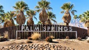 Palm Springs - Californie