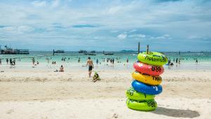 Pattaya, en Thaïlande
