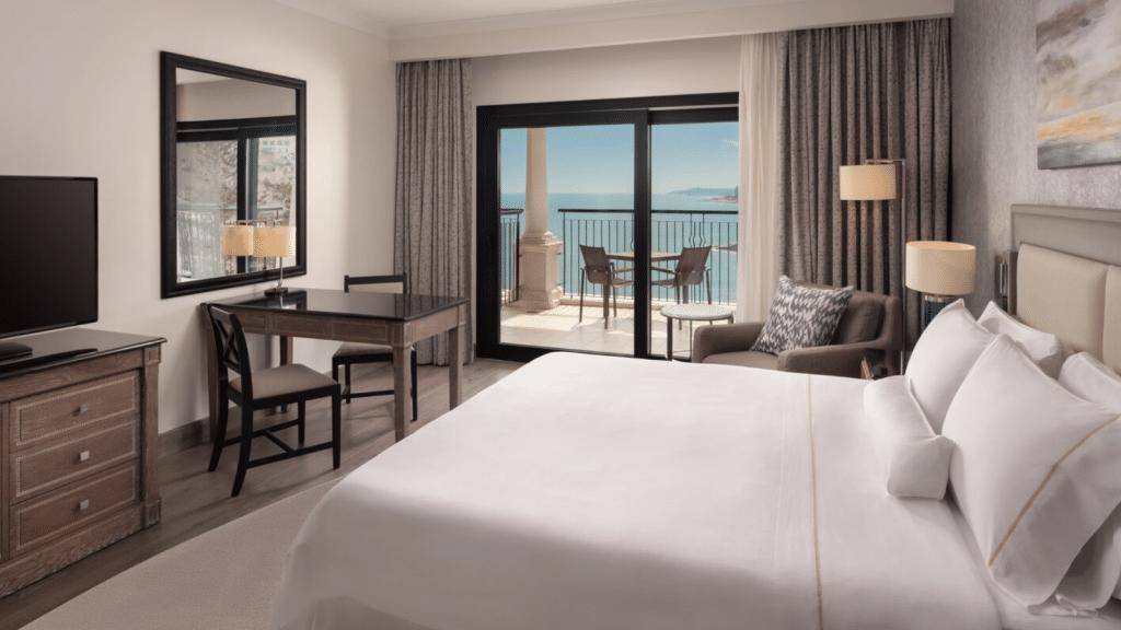 The Westin Dragonara Resort, Malte - chambre vue mer