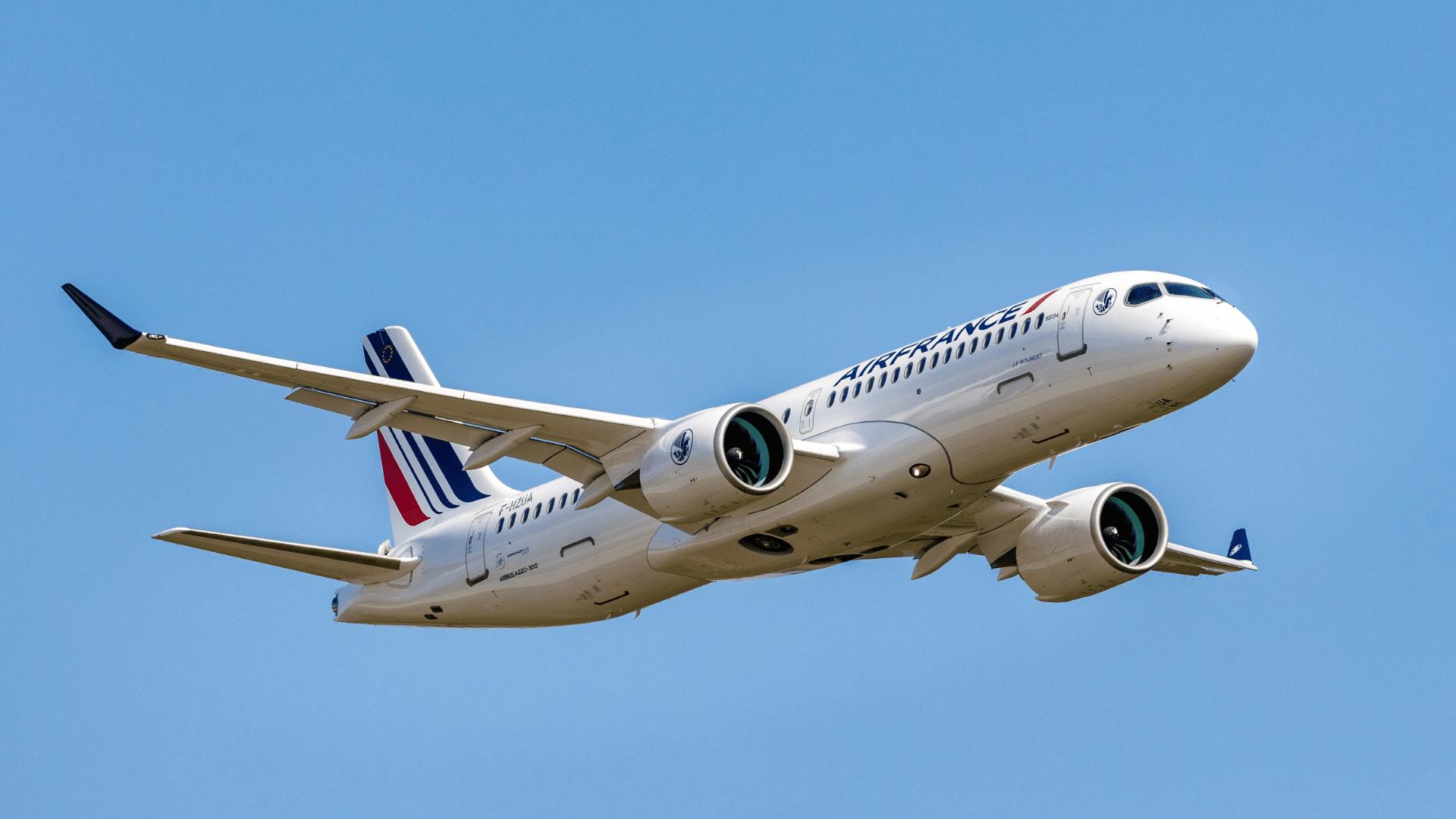 A220 d'Air France