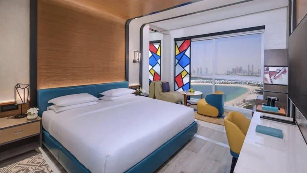 Andaz Dubai The Palm – a concept by Hyatt