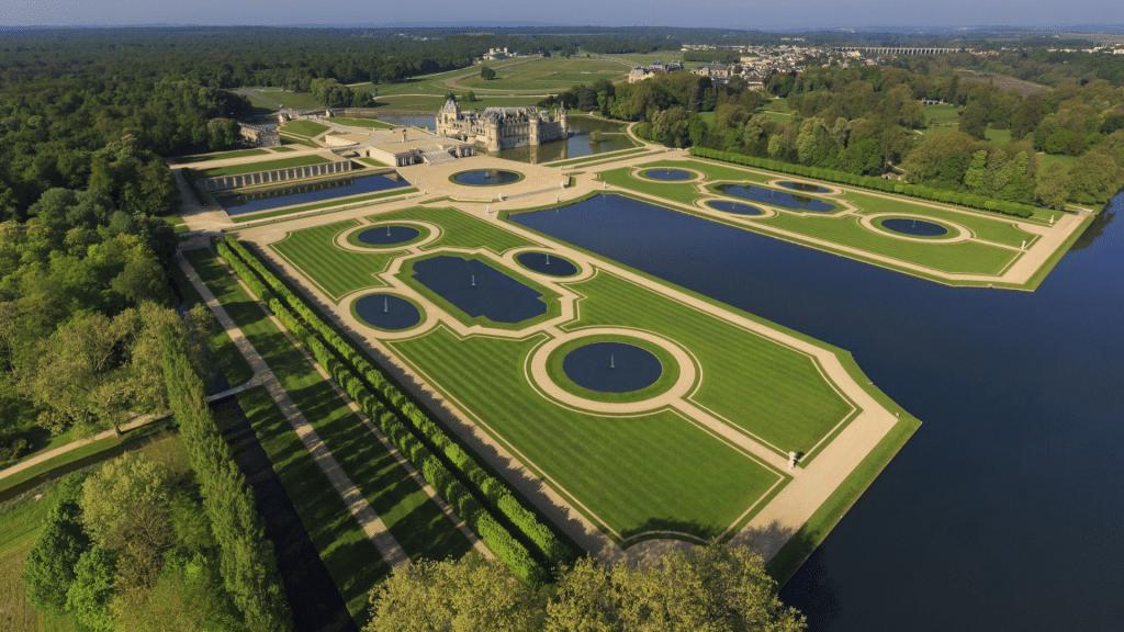 Auberge du Jeu de Paume, Chantilly