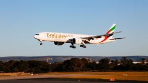 Avion d'Emirates