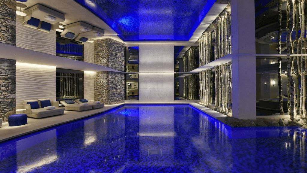Bien-être au cœur des Alpes françaises │ Hôtel Spa Cheval Blanc Courchevel