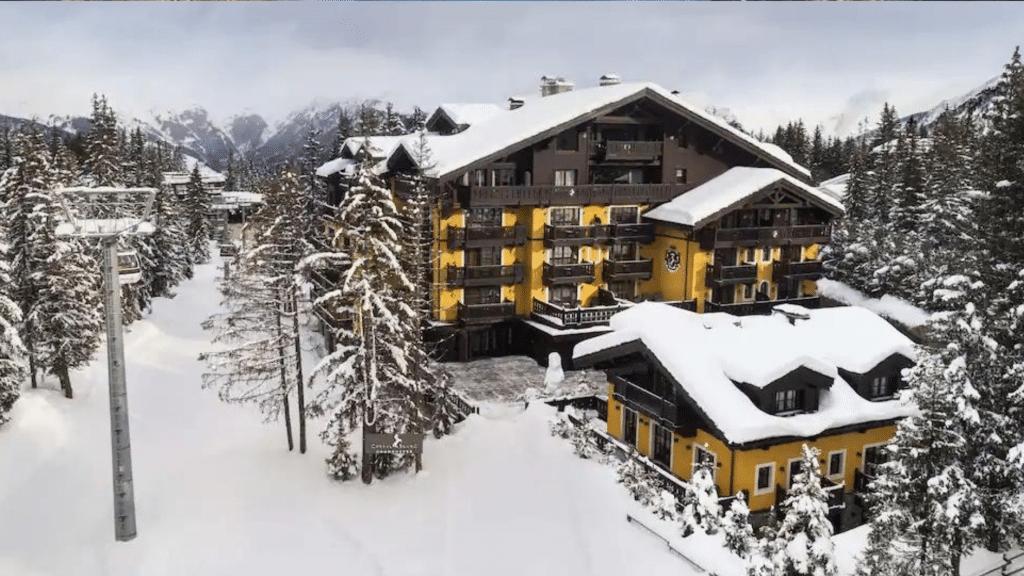 Hôtels de luxe à Courchevel │ Hôtel Cheval Blanc