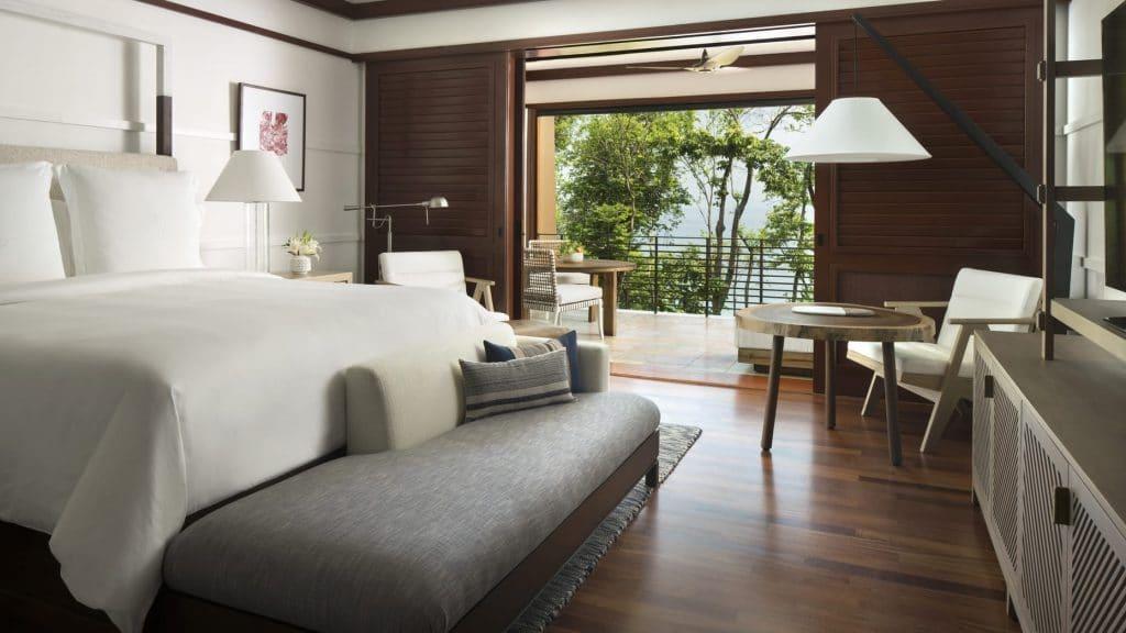 Four Seasons Resort Costa Rica at Peninsula Papagayo - chambre
