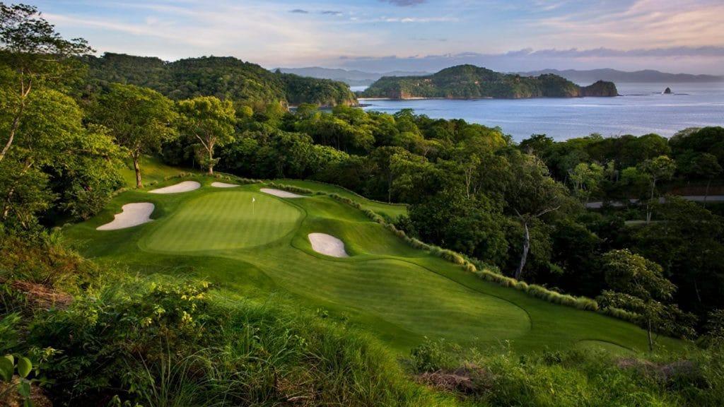 Four Seasons Resort Costa Rica at Peninsula Papagayo - golf
