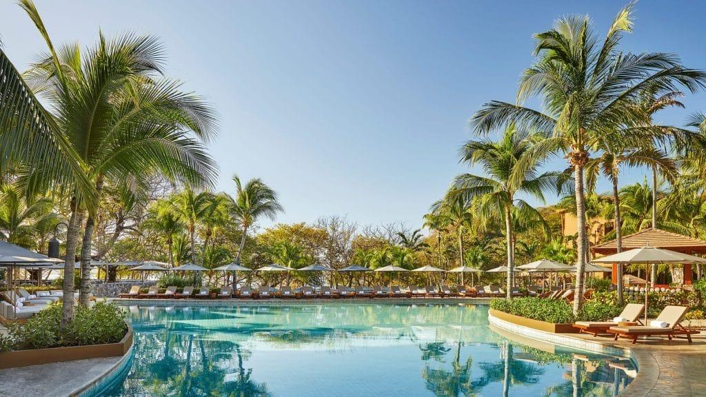 Four Seasons Resort Costa Rica at Peninsula Papagayo - piscine