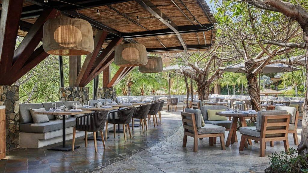 Four Seasons Resort Costa Rica at Peninsula Papagayo - restaurant