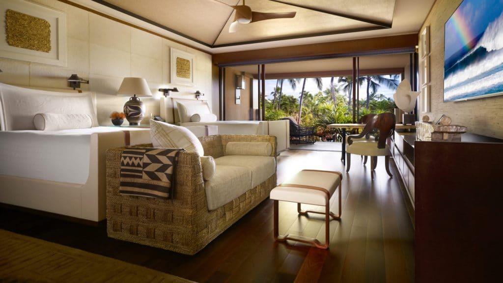 Four Seasons Resort Lanai - chambre