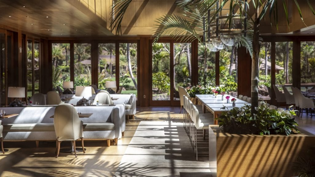 Four Seasons Resort Lanai - restaurant