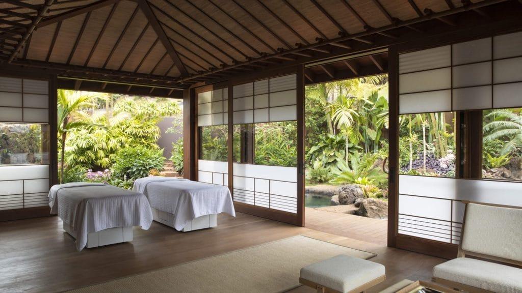 Four Seasons Resort Lanai - spa