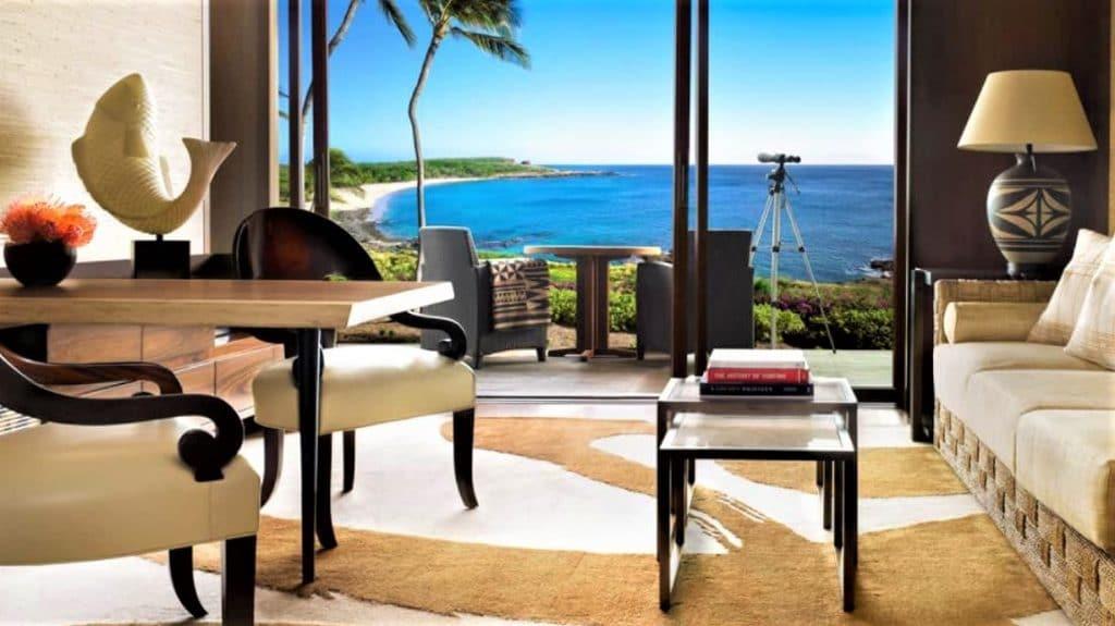 Four Seasons Resort Lanai - suite