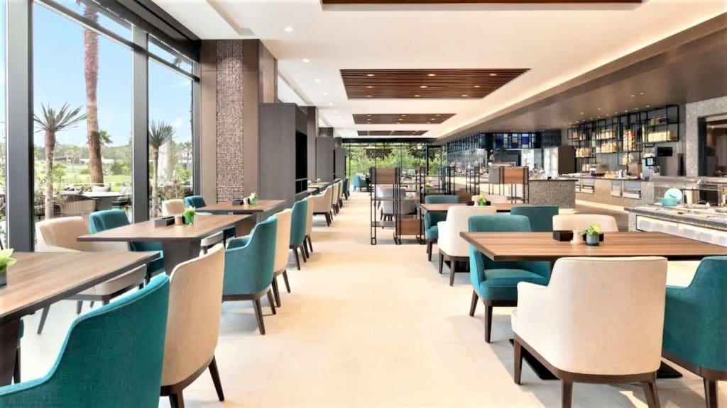 Hyatt Regency Tokyo Bay - restaurant