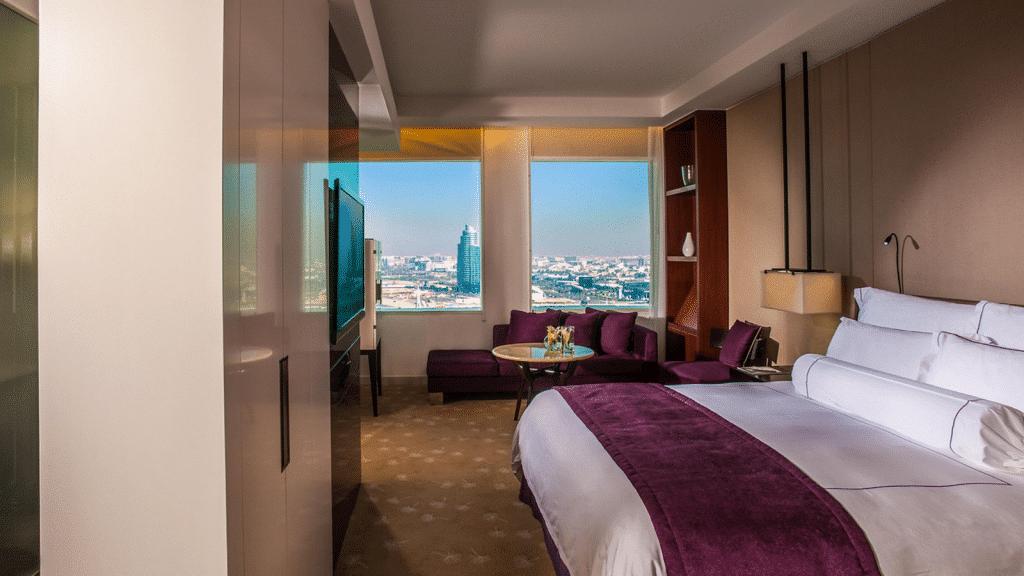 InterContinental Dubai – Festival City - chambre