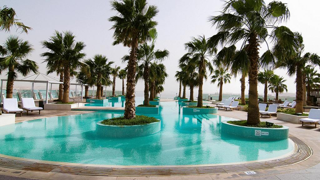 InterContinental Dubai – Festival City - piscine