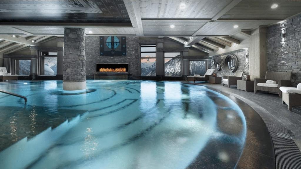 K2 Palace Courchevel · Alpes · Massage et Rituels Courchevel