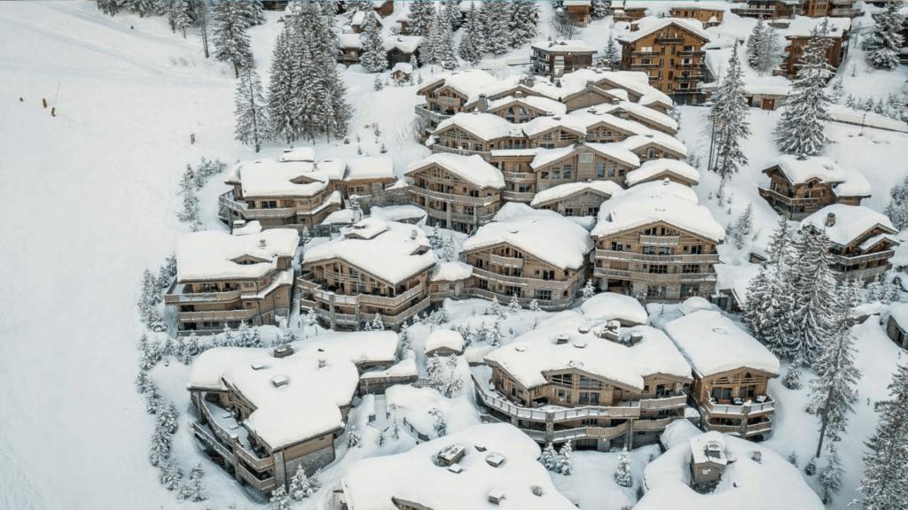 K2 Palace Courchevel · Alpes - Les 3 Vallées - Hôtels Alpes