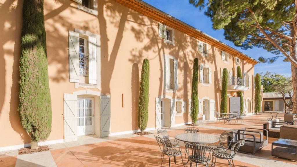 Le Mas Candille, Mougins - hôtels luxe Alpes-Maritimes