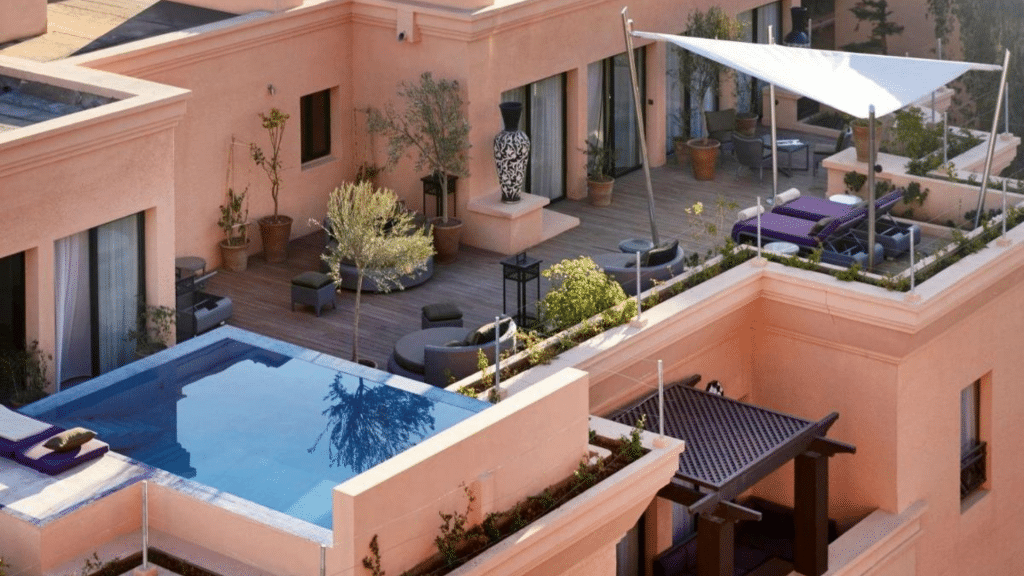 Mövenpick Hotel Mansour Eddahbi, Marrakech