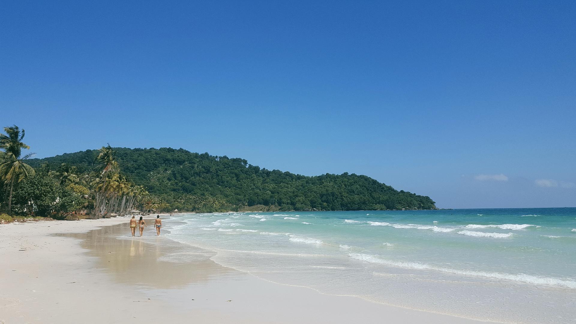 Phu Quoc, au Vietnam