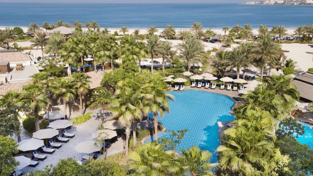 The Ritz-Carlton, Dubai - piscine
