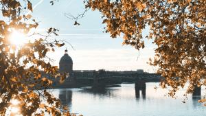 Toulouse, en France
